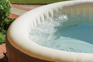 Intex Pure Spa gonflable Jets d'eau