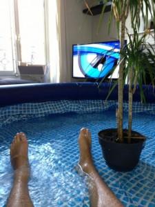 buzz piscine