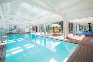 Concours plus belle piscine intérieur 2013