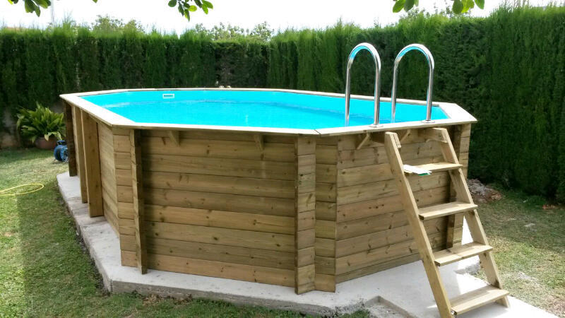 R glementation concernant les piscines hors sol for Piscines semi enterrees