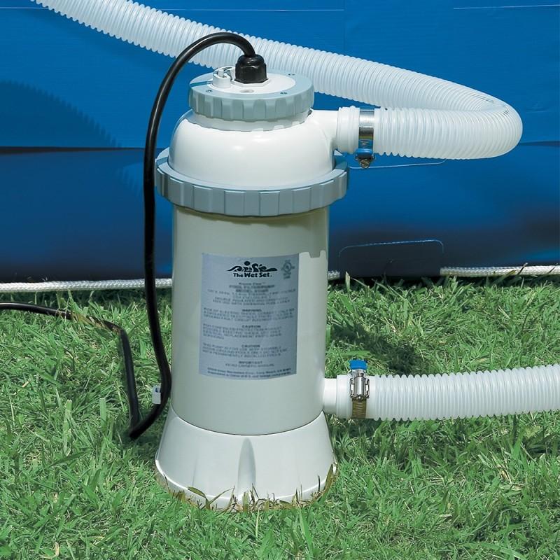 Réchauffeur électrique pour piscine Intex