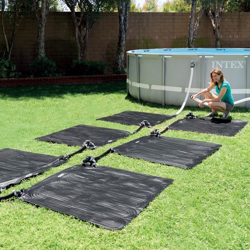 tapis solaire pour piscine hors sol